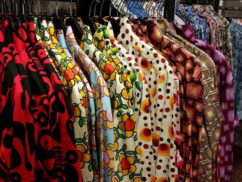 Jak si při nakupování zkoušet oblečení?