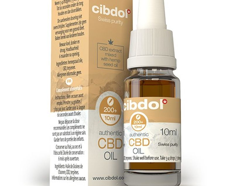 CBD olej pomáhá proti celé řadě zdravotních obtíží